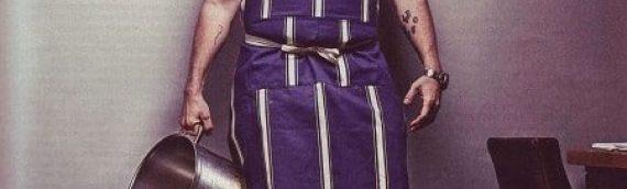 Tom Kerridge Modelling JST Woven Fabric
