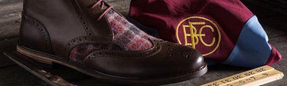 Burnley FC's Bespoke Brunshaw Boot